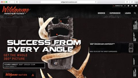 WILDGAME INNOVATIONS: Online Innovation for Hunters