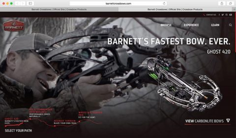 BARNETT Crossbows: Browse. Experience. Learn. Hunt.