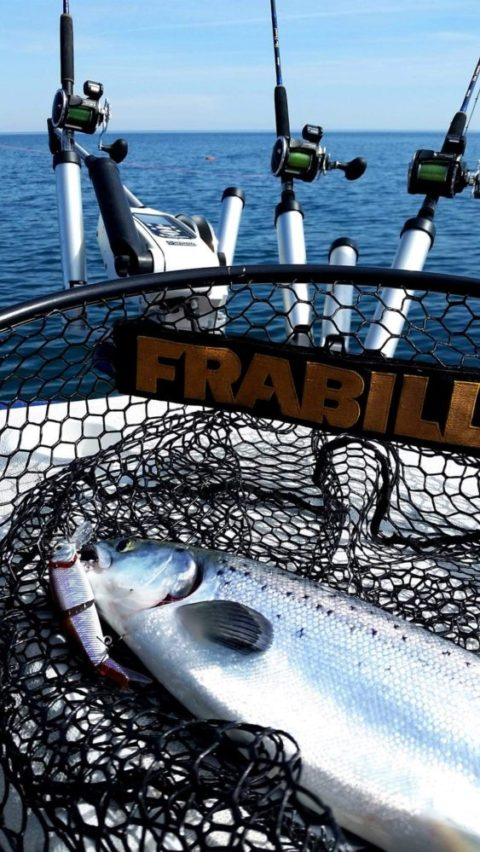 Best Nets for Great Lakes Fishing