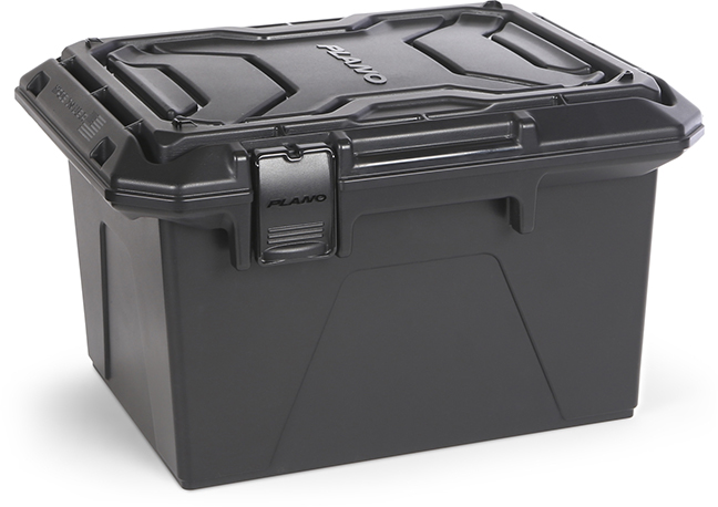 Case Storage Plano Ammo Can Field Box Gun Ammunition Container Hunting Shoot...