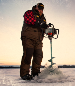 What to wear 3 tips for choosing the best ice fishing for Best ice fishing bibs