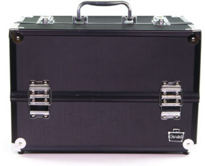 Caboodles Primped and Polished 6-Tray Train Case