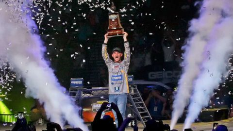 Jordan Lee: Bassmaster Classic Back to Back Bliss