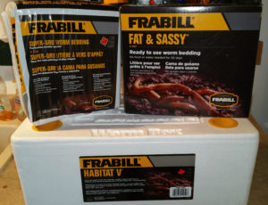 Use these key products from Frabill to care for your crawlers all summer long.