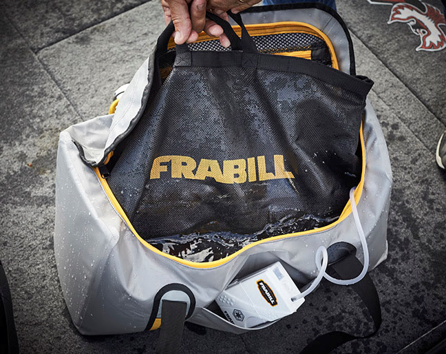 Fishing Tournaments Count On Innovative Weigh Bag System