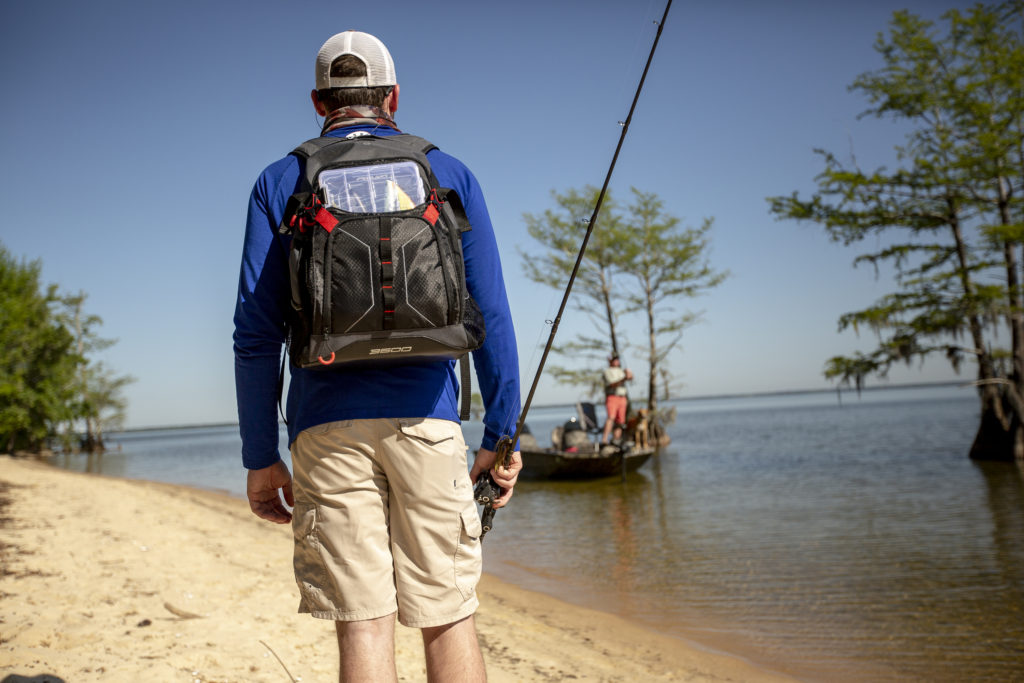 Tackle backpacks offer greater versatility and mobility for anglers who want all their gear close at hand without any fuss.