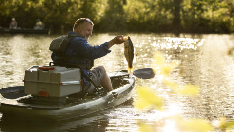 Basics of Kayak Fishing Safety