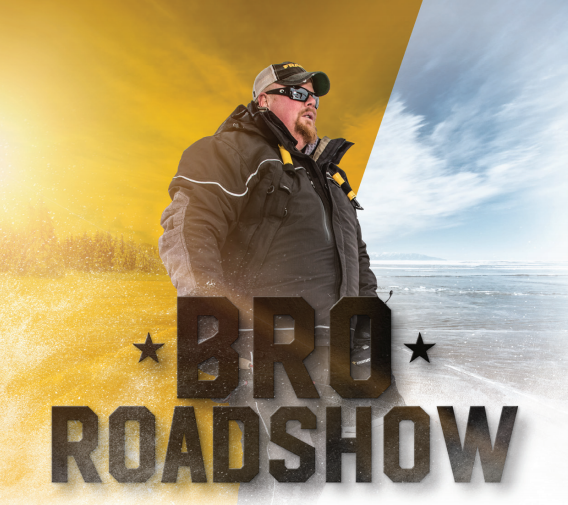 Bro is coming to a town near you during the annual Bro Roadshow!