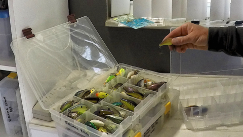 Secrets for Organized Tackle Storage